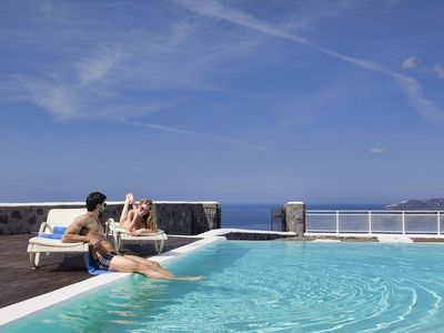 Photo for BlueVillas | Villa Persephone | Private swimming pool with unlimited sea view