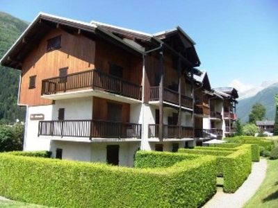 Photo for Apartment Les Houches, 2 bedrooms, 6 persons