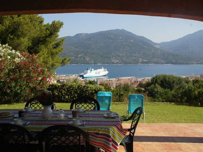 Photo for 4BR Villa Vacation Rental in Propriano, Corse