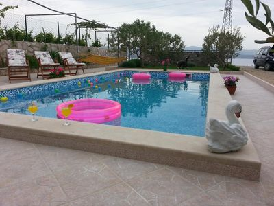 Photo for Holiday house with a swimming pool Bol, Brač (K-11016)