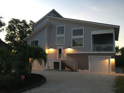 Photo for Totally Remodelled Sanibel Home! Minutes to beach!  Sleeps up to 10!