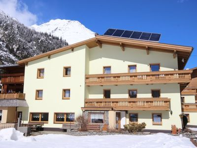 Photo for 2BR Apartment Vacation Rental in Sankt Leonhard im Pitztal
