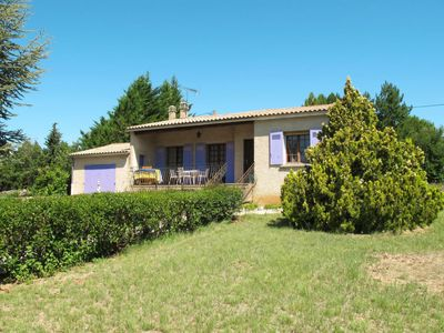 Photo for Vacation home Luberon quiet Villa in full Country (REL200) in Reillanne - 4 persons, 2 bedrooms