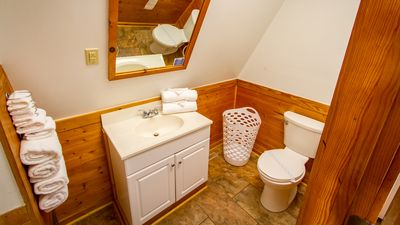 Photo for 1BR Chalet Vacation Rental in Minden, West Virginia
