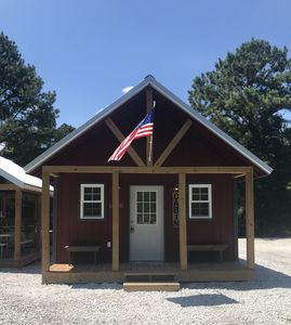 Photo for Tiny House min from Lake Hartwell&Clemson,Secure Boat Storage w/Batt Charge Port