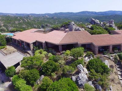 Photo for Double bungalow, Trinita'D'Agultu  in Golf von Asinara - 6 persons, 2 bedrooms