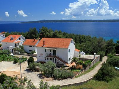 Photo for Apartment in Zavala (Hvar), capacity 6+2