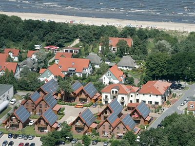 Photo for Usedom Suites BG beach view 17 u *** - 100 m to the beach - - Suite Helwig with terrace 17 u (FR)
