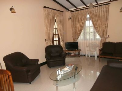 Photo for 2BR Apartment Vacation Rental in Colombo 7, WP