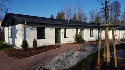 Photo for Relax in the Spreewald - Bright, modern holiday home with terrace, free Wi-Fi