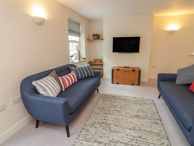 Photo for BOSUN'S, family friendly, with a garden in Salcombe, Ref 999611