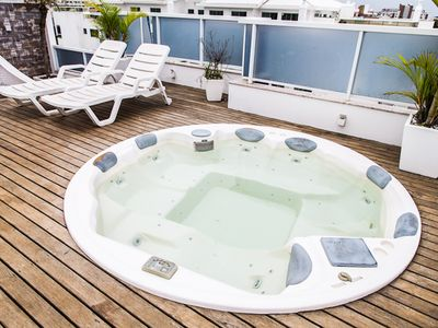 Photo for Beautiful and Large Cover of 260m2 in Praia dos Ingleses with SPA JACUZZI