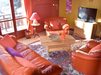 Photo for Apartment Ourson in Verbier - 8 persons, 4 bedrooms