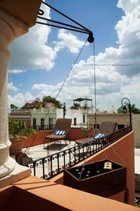 Photo for Beautiful Colonial Home in Centro Historico with large pool and incredible views
