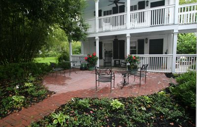 Photo for Carriage House under Live Oaks In Historic Downtown Beaufort with Patio Garden