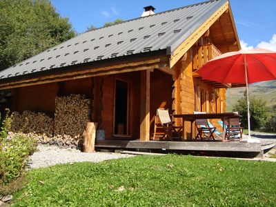 Photo for INDEPENDENT COTTAGE CHARM (you occupy the entire chalet) 3 ***