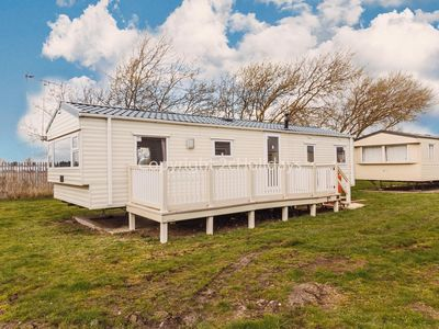Photo for 8 Berth Caravan for rent at St Osyths in Essex with decking ref 28070