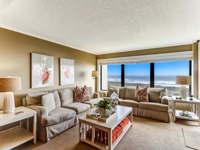 Photo for Exceptional Views From This Charming Oceanfront Condo!