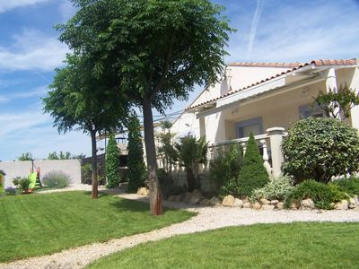 Photo for Comfortable house near Montpellier close to the sea