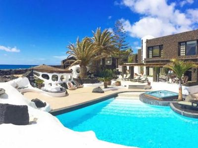 Photo for 4BR Country House / Chateau Vacation Rental in Las Caletas, Lanzarote