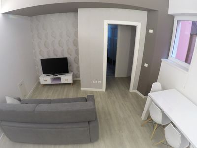 Photo for 50sqm apartment for 4 people 800 meters from the Arena