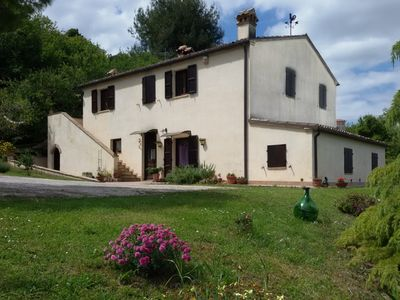 Photo for Country house 10 minutes walk from the historic center.