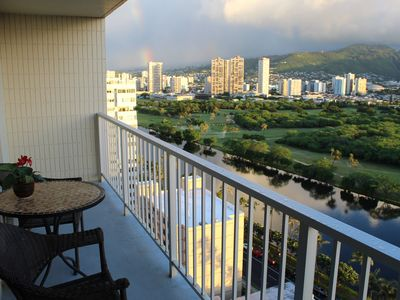Photo for Awesome Waikiki Views Condo Close to Beach with Free Parking