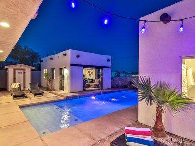 Photo for 2 Casitas - Top LHC Property - 50+ 5-STAR Reviews - Heated Pool/Spa