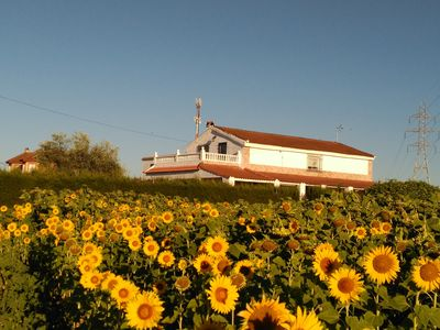 Photo for CASA LOS GIRASOLES Magnificent house where to enjoy a great vacation