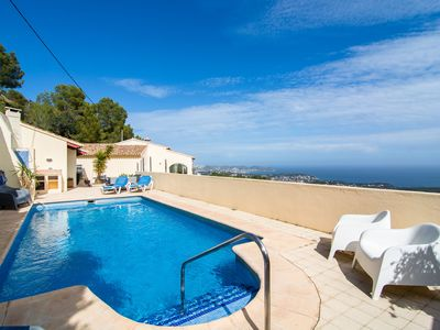 Photo for Picturesque Villa in Benissa with Swimming Pool