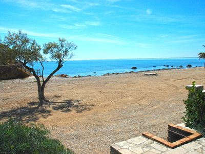 Photo for HOUSE ON THE BEACH OF THE BACONÉ IN L'AMPOLLA