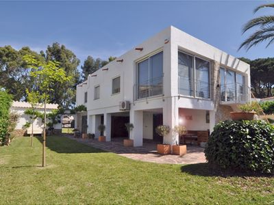 Photo for VILLA FONTAMAR 11PAX 120M FROM BEACH RIUET! FREE WIFI+AIRCO 6 BEDROOMS - PRIVATE POOL