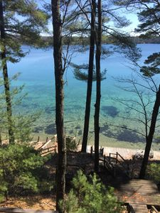 Photo for Newly Renovated Vacation Home on Crystal Clear Bear Lake.