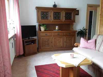 Photo for Apartment type A / 1 bedroom / shower, WC - Haus Almenrausch - Familie Schuster