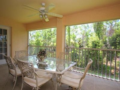 """Photo for Enjoy our """"Slice of Paradise"""" in Bonita Springs Carriage Homes at Woods Edge"""