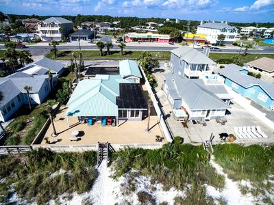 Photo for Huge Vintage Beachfront Home with 6 Bedrooms -'The Oleander House'
