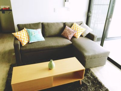 Photo for Modern and spacious apartment in Rosebery