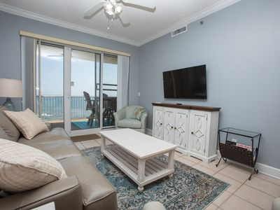 Photo for DIRECT GULF FRONT UNIT, GREAT AMENITIES, 10%OFF FOR ALL 1st RESPONDERS !