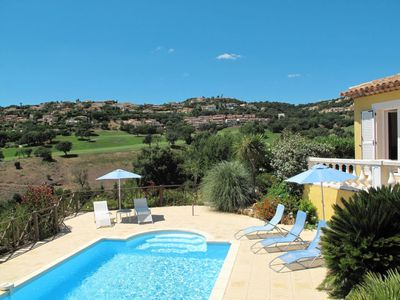 Photo for Vacation home Ferienhaus mit Pool (MAX270) in Sainte Maxime - 8 persons, 4 bedrooms