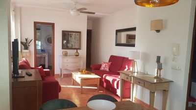 Photo for Comfortable and cozy apartment in the center of Conil with private balcony.