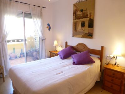 Photo for Your holiday in the sun in Vera in a nice apartment.