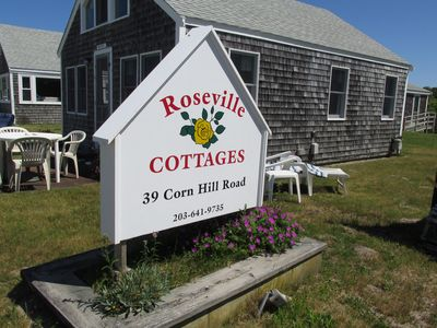 Welcome to Roseville Cottages