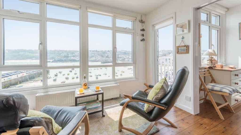 Property Image#8 6 Sunnyside, 180° St Ives Harbour Views   Sea And Part 41