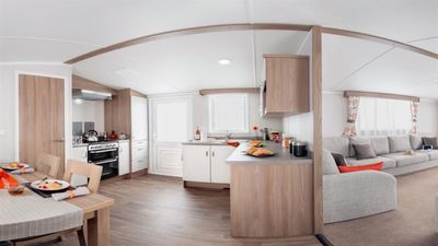 Photo for Beautiful Caravan situated on a fantastic Caravan Park sleeps 6