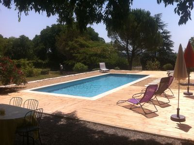 Photo for 3BR House Vacation Rental in Corconne, Occitanie