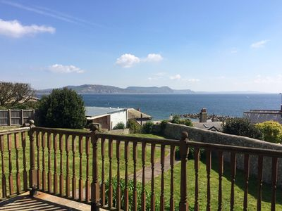 Photo for St Vincent's, a prime seaside location,  sleeps 6, with garden, pet friendly