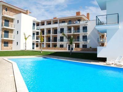 Photo for Coral - 2 bedroom apartment with swimming pool and tennis court