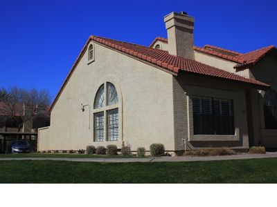 Photo for One Bedroom Oasis on Quiet, Park-like Setting  in Chandler