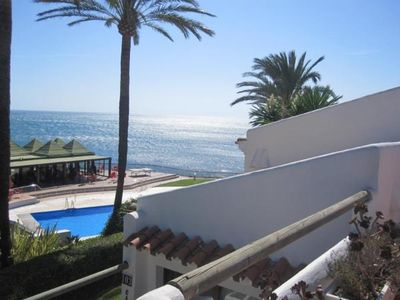 Photo for Holiday house Estepona for 1 - 2 persons with 1 bedroom - Holiday house