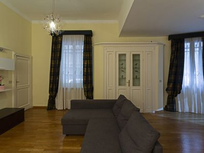 Photo for Charming Apartment in Genoa by Wonderful Italy